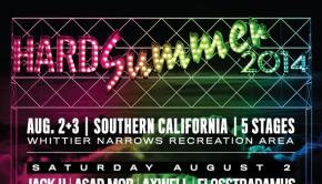 hard-summer-2014-lineup